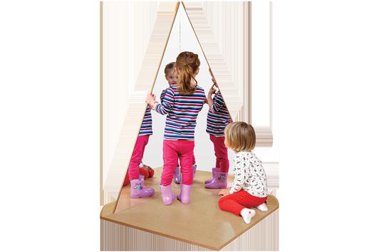 Multi–Angled Mirror