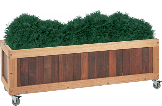 Mobile Planter Box