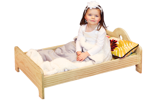 Doll's/Child Size Bed