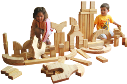 Project Wooden Blocks