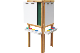 Multiboard (Three Sided) Easel J4564