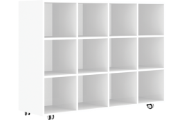 Melamine Locker Unit