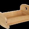 Hardwood Rocking Cradle