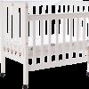 Compact Cot White C103W