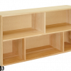 Display Cupboard with shelf separators