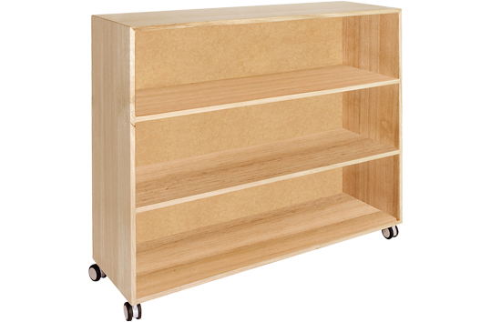Flexispace Shelf Closed Back (Tall)