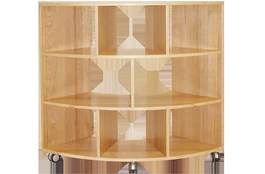 Flexispace Semi Circle Unit with Seperators (Tall) HW2153T