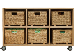 Basket Storage Unit
