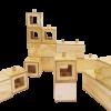 Toddler Wooden Blocks Set