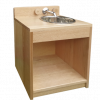 Hardwood Toddler Sink HW2022
