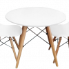 Eames Table and Chairs Set