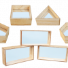 Mirror Blocks and Shapes Set