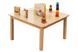 Hardwood Baby Table