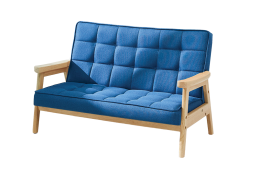 nordic sofa cobalt