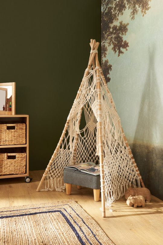 Crochet Tent