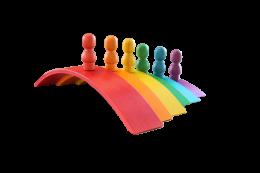 Rainbow Arch Set Toy