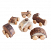 Woodland Cars Wooden Toys