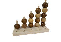 natural counting balls
