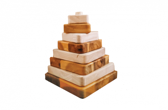 stackable triangle