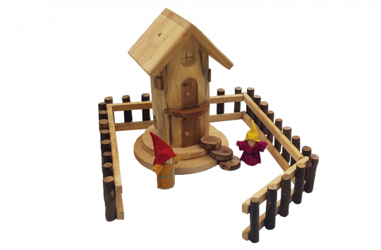 GNOME PLAYHOUSE
