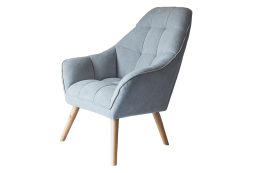 Grey Nursing Chair