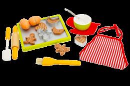 Wooden Baking Set
