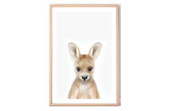 kangaroo_kids_print_A3