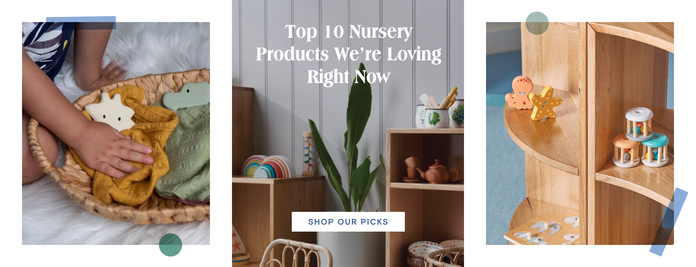 top 10 nursery products