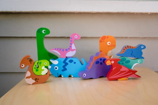 wooden puzzle for children