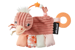 Pomelos The Ostrich Activity Rattle