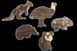 Australian-Woodland-Animals