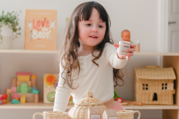 The Complete Vegan Kitchen Food Play Set 14 Pieces