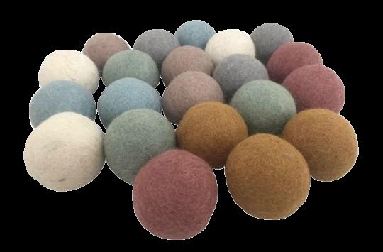 Earth Balls 3.5cm/28pc
