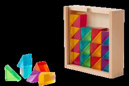 Translucent Triangles