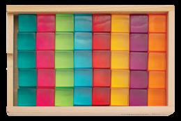 Lucite-Cubes